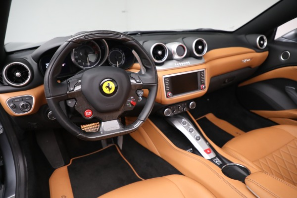Used 2017 Ferrari California T for sale Call for price at Rolls-Royce Motor Cars Greenwich in Greenwich CT 06830 25