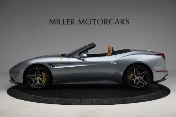 Used 2017 Ferrari California T for sale Call for price at Rolls-Royce Motor Cars Greenwich in Greenwich CT 06830 3