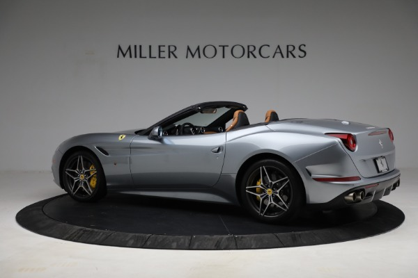 Used 2017 Ferrari California T for sale Call for price at Rolls-Royce Motor Cars Greenwich in Greenwich CT 06830 4