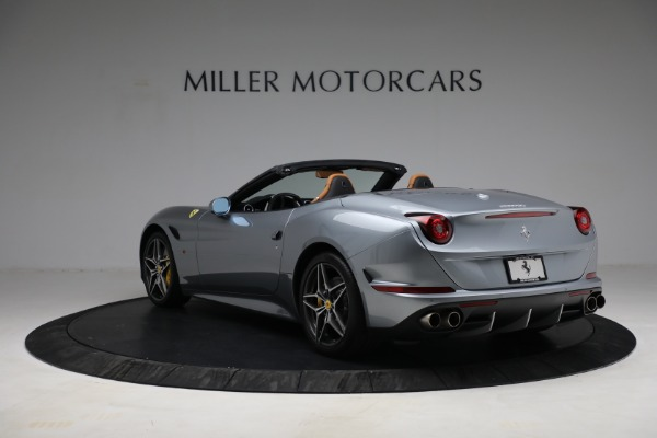 Used 2017 Ferrari California T for sale Call for price at Rolls-Royce Motor Cars Greenwich in Greenwich CT 06830 5