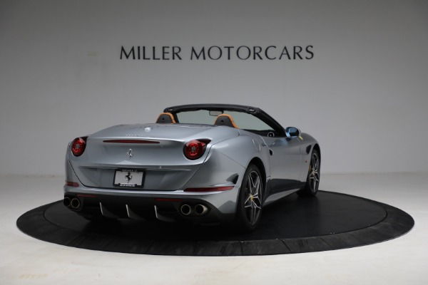 Used 2017 Ferrari California T for sale Call for price at Rolls-Royce Motor Cars Greenwich in Greenwich CT 06830 7