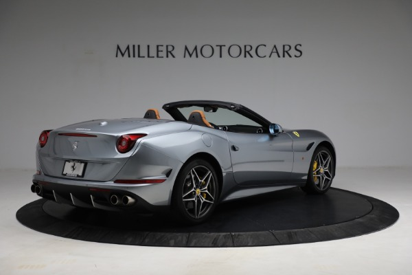 Used 2017 Ferrari California T for sale Call for price at Rolls-Royce Motor Cars Greenwich in Greenwich CT 06830 8