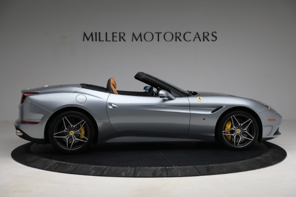 Used 2017 Ferrari California T for sale Call for price at Rolls-Royce Motor Cars Greenwich in Greenwich CT 06830 9
