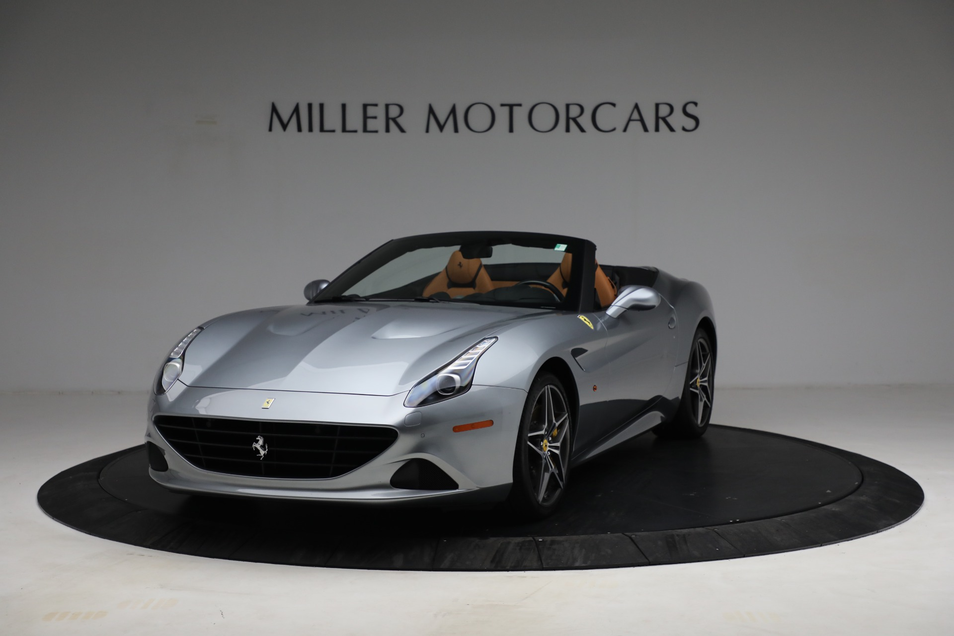 Used 2017 Ferrari California T for sale Call for price at Rolls-Royce Motor Cars Greenwich in Greenwich CT 06830 1