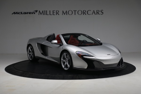 Used 2015 McLaren 650S Spider for sale $179,990 at Rolls-Royce Motor Cars Greenwich in Greenwich CT 06830 10