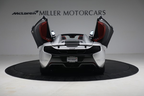 Used 2015 McLaren 650S Spider for sale $179,990 at Rolls-Royce Motor Cars Greenwich in Greenwich CT 06830 16