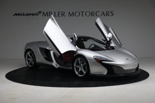 Used 2015 McLaren 650S Spider for sale $179,990 at Rolls-Royce Motor Cars Greenwich in Greenwich CT 06830 20