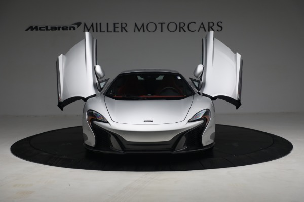 Used 2015 McLaren 650S Spider for sale $179,990 at Rolls-Royce Motor Cars Greenwich in Greenwich CT 06830 21