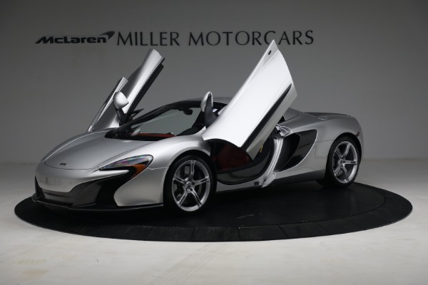 Used 2015 McLaren 650S Spider for sale $179,990 at Rolls-Royce Motor Cars Greenwich in Greenwich CT 06830 22