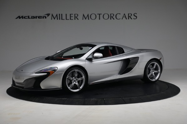 Used 2015 McLaren 650S Spider for sale $179,990 at Rolls-Royce Motor Cars Greenwich in Greenwich CT 06830 26