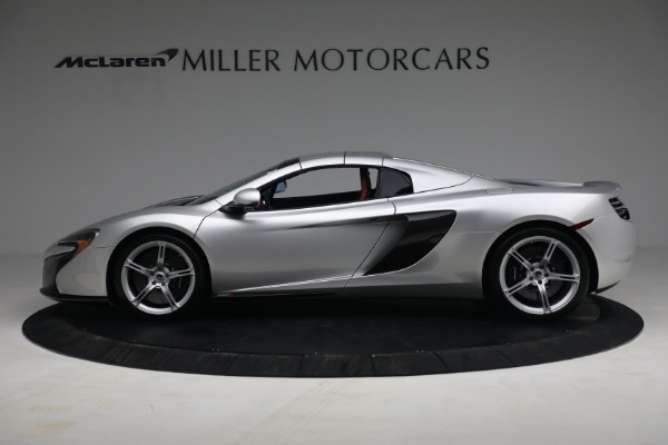 Used 2015 McLaren 650S Spider for sale $179,990 at Rolls-Royce Motor Cars Greenwich in Greenwich CT 06830 27