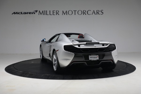 Used 2015 McLaren 650S Spider for sale $179,990 at Rolls-Royce Motor Cars Greenwich in Greenwich CT 06830 4