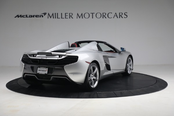 Used 2015 McLaren 650S Spider for sale $179,990 at Rolls-Royce Motor Cars Greenwich in Greenwich CT 06830 6