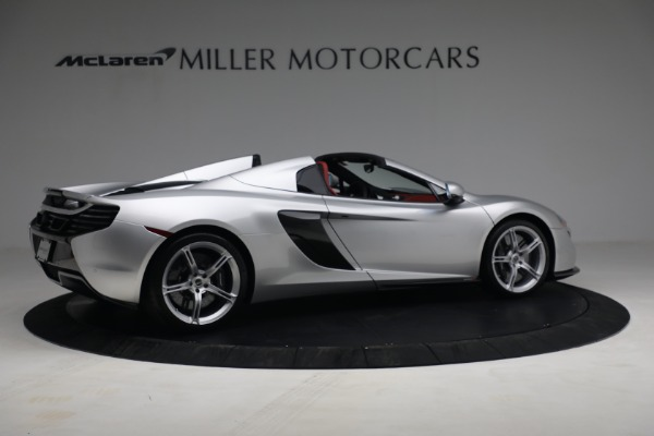 Used 2015 McLaren 650S Spider for sale $179,990 at Rolls-Royce Motor Cars Greenwich in Greenwich CT 06830 7
