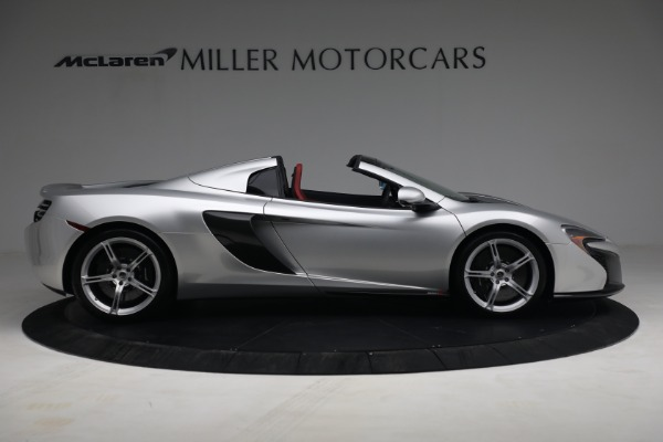 Used 2015 McLaren 650S Spider for sale $179,990 at Rolls-Royce Motor Cars Greenwich in Greenwich CT 06830 8
