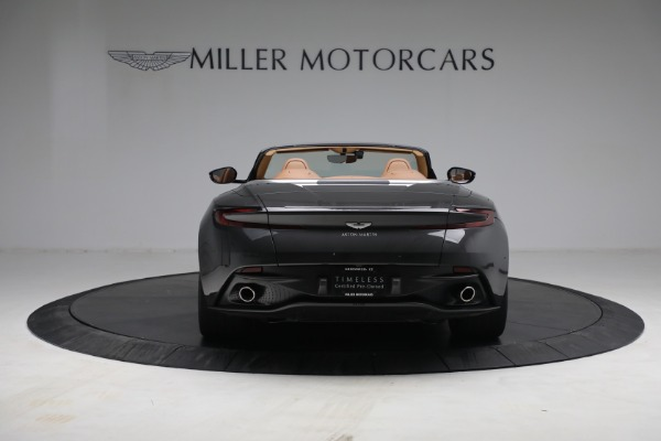 Used 2019 Aston Martin DB11 Volante for sale $212,990 at Rolls-Royce Motor Cars Greenwich in Greenwich CT 06830 10