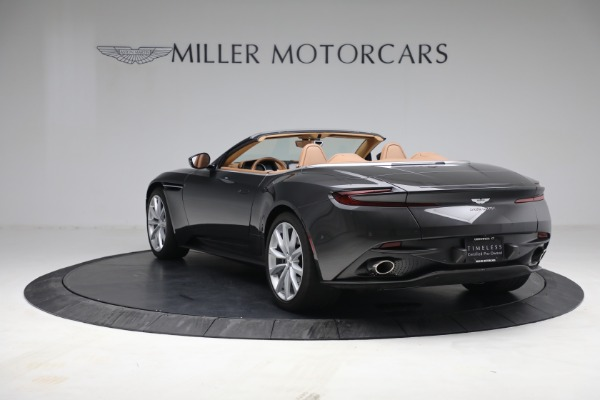 Used 2019 Aston Martin DB11 Volante for sale $212,990 at Rolls-Royce Motor Cars Greenwich in Greenwich CT 06830 11