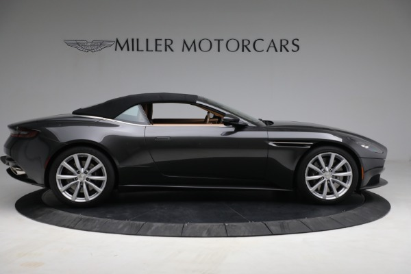 Used 2019 Aston Martin DB11 Volante for sale $212,990 at Rolls-Royce Motor Cars Greenwich in Greenwich CT 06830 15