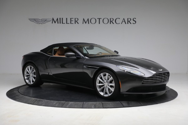 Used 2019 Aston Martin DB11 Volante for sale $212,990 at Rolls-Royce Motor Cars Greenwich in Greenwich CT 06830 18