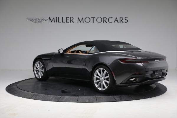 Used 2019 Aston Martin DB11 Volante for sale $212,990 at Rolls-Royce Motor Cars Greenwich in Greenwich CT 06830 19