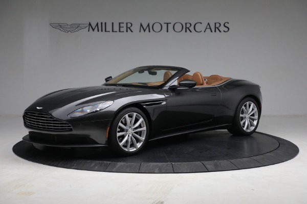 Used 2019 Aston Martin DB11 Volante for sale $212,990 at Rolls-Royce Motor Cars Greenwich in Greenwich CT 06830 2
