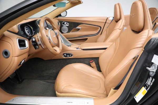 Used 2019 Aston Martin DB11 Volante for sale $212,990 at Rolls-Royce Motor Cars Greenwich in Greenwich CT 06830 22