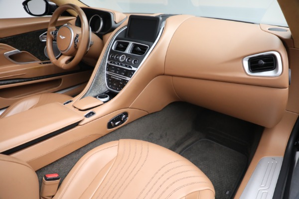 Used 2019 Aston Martin DB11 Volante for sale $212,990 at Rolls-Royce Motor Cars Greenwich in Greenwich CT 06830 24
