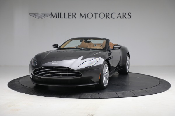 Used 2019 Aston Martin DB11 Volante for sale $212,990 at Rolls-Royce Motor Cars Greenwich in Greenwich CT 06830 3