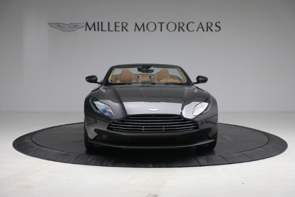 Used 2019 Aston Martin DB11 Volante for sale $212,990 at Rolls-Royce Motor Cars Greenwich in Greenwich CT 06830 4