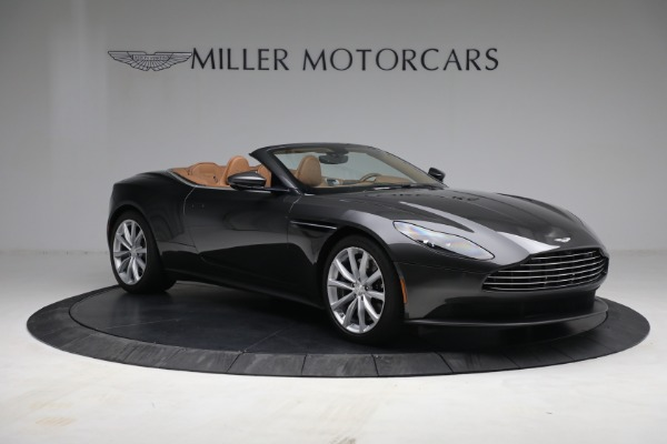 Used 2019 Aston Martin DB11 Volante for sale $212,990 at Rolls-Royce Motor Cars Greenwich in Greenwich CT 06830 5