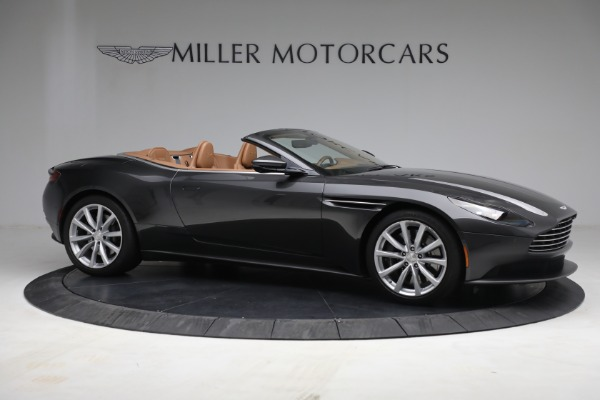Used 2019 Aston Martin DB11 Volante for sale $212,990 at Rolls-Royce Motor Cars Greenwich in Greenwich CT 06830 6