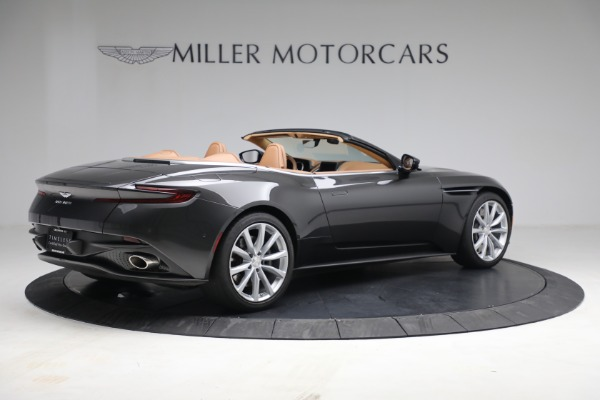 Used 2019 Aston Martin DB11 Volante for sale $212,990 at Rolls-Royce Motor Cars Greenwich in Greenwich CT 06830 8