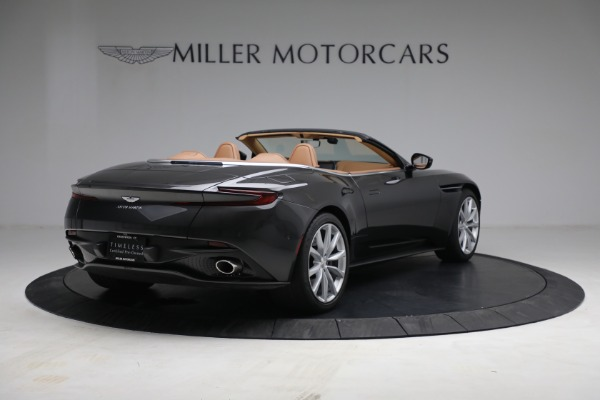 Used 2019 Aston Martin DB11 Volante for sale $212,990 at Rolls-Royce Motor Cars Greenwich in Greenwich CT 06830 9