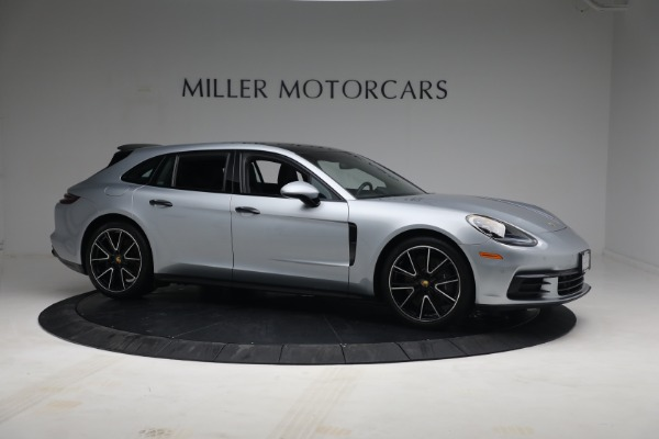Used 2018 Porsche Panamera 4 Sport Turismo for sale Call for price at Rolls-Royce Motor Cars Greenwich in Greenwich CT 06830 10