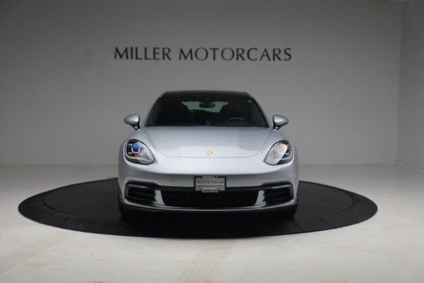 Used 2018 Porsche Panamera 4 Sport Turismo for sale Call for price at Rolls-Royce Motor Cars Greenwich in Greenwich CT 06830 12
