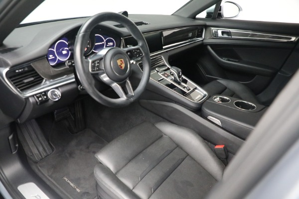 Used 2018 Porsche Panamera 4 Sport Turismo for sale Call for price at Rolls-Royce Motor Cars Greenwich in Greenwich CT 06830 17