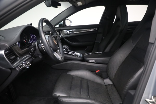 Used 2018 Porsche Panamera 4 Sport Turismo for sale Call for price at Rolls-Royce Motor Cars Greenwich in Greenwich CT 06830 18