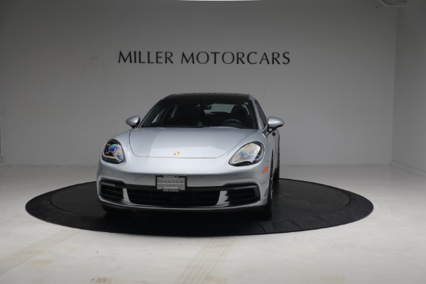 Used 2018 Porsche Panamera 4 Sport Turismo for sale Call for price at Rolls-Royce Motor Cars Greenwich in Greenwich CT 06830 2