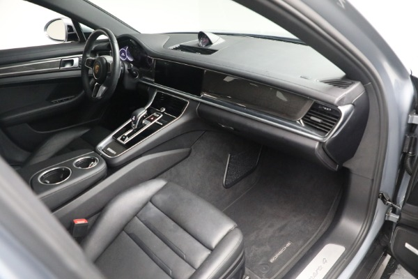 Used 2018 Porsche Panamera 4 Sport Turismo for sale Call for price at Rolls-Royce Motor Cars Greenwich in Greenwich CT 06830 24