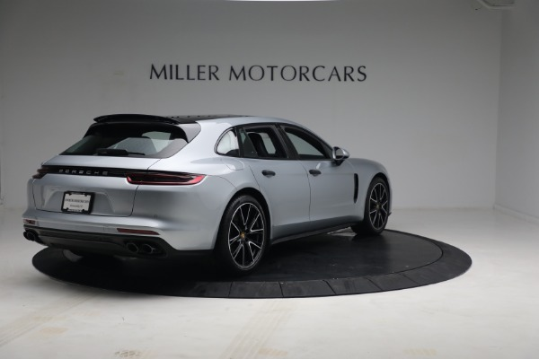 Used 2018 Porsche Panamera 4 Sport Turismo for sale Call for price at Rolls-Royce Motor Cars Greenwich in Greenwich CT 06830 7