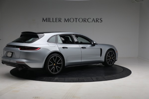 Used 2018 Porsche Panamera 4 Sport Turismo for sale Call for price at Rolls-Royce Motor Cars Greenwich in Greenwich CT 06830 8