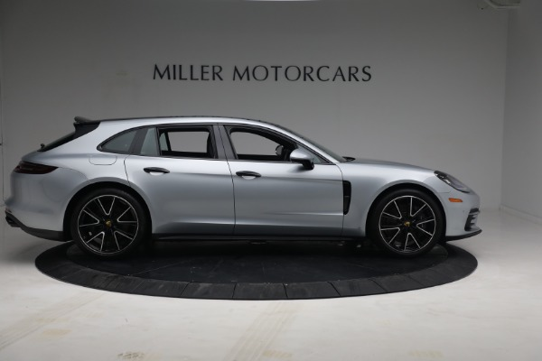 Used 2018 Porsche Panamera 4 Sport Turismo for sale Call for price at Rolls-Royce Motor Cars Greenwich in Greenwich CT 06830 9