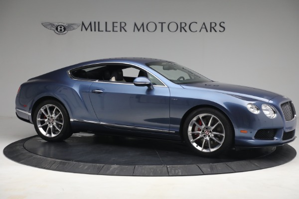 Used 2015 Bentley Continental GT V8 S for sale $119,900 at Rolls-Royce Motor Cars Greenwich in Greenwich CT 06830 10