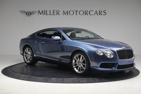 Used 2015 Bentley Continental GT V8 S for sale $119,900 at Rolls-Royce Motor Cars Greenwich in Greenwich CT 06830 11
