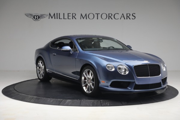 Used 2015 Bentley Continental GT V8 S for sale $119,900 at Rolls-Royce Motor Cars Greenwich in Greenwich CT 06830 12