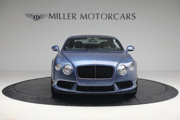 Used 2015 Bentley Continental GT V8 S for sale $119,900 at Rolls-Royce Motor Cars Greenwich in Greenwich CT 06830 13