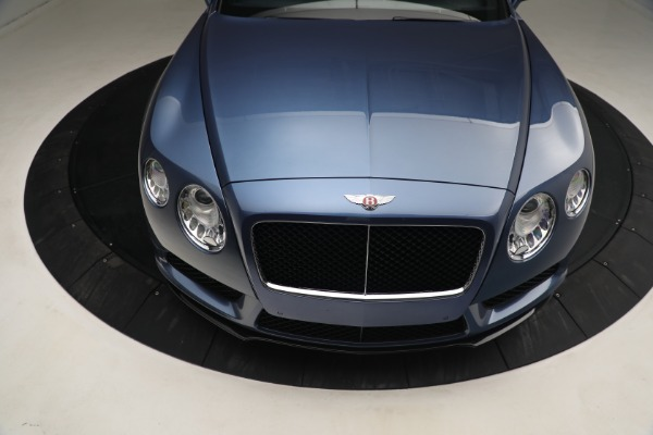 Used 2015 Bentley Continental GT V8 S for sale $119,900 at Rolls-Royce Motor Cars Greenwich in Greenwich CT 06830 14