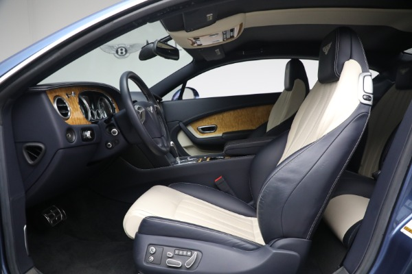 Used 2015 Bentley Continental GT V8 S for sale $119,900 at Rolls-Royce Motor Cars Greenwich in Greenwich CT 06830 18