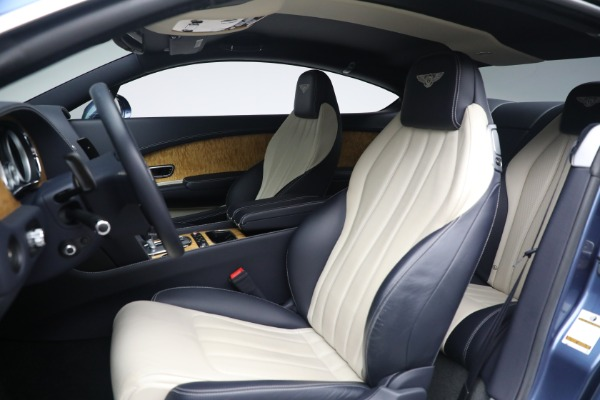 Used 2015 Bentley Continental GT V8 S for sale $119,900 at Rolls-Royce Motor Cars Greenwich in Greenwich CT 06830 19