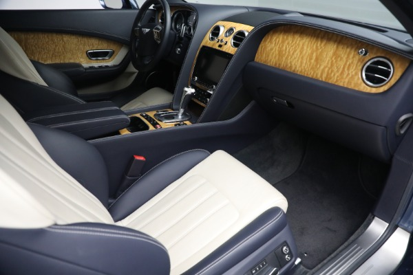 Used 2015 Bentley Continental GT V8 S for sale $119,900 at Rolls-Royce Motor Cars Greenwich in Greenwich CT 06830 22